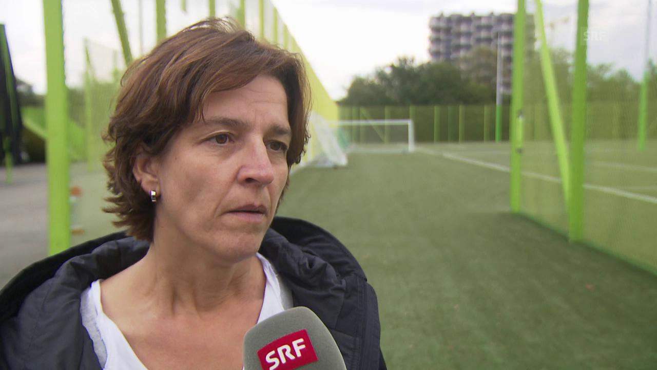 Hänni: «Die Schweiz muss viel machen, um dran zu bleiben»