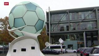 Video «Razzia beim DFB-Hauptsitz» abspielen