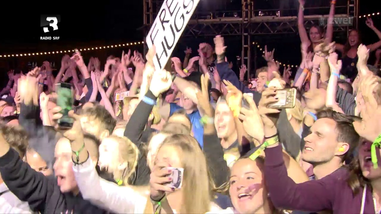 Macklemore & Ryan Lewis - das ganze Konzert vom Gurtenfestival