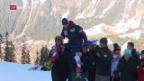 Video «Walliser holt Gesamtweltcup-Sieg im Telemark» abspielen