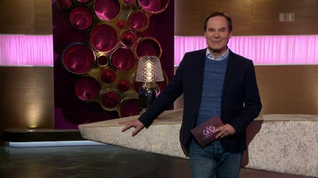 Video ««Glanz & Gloria» mit Show-Legende, Bloggerin und vier Tenören» abspielen