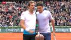 Video «Federer eine Runde weiter» abspielen