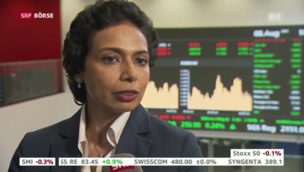 Video «SRF Börse vom 08.08.2016» abspielen