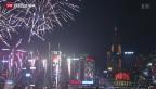 Video «Die Welt feiert das Neue Jahr» abspielen