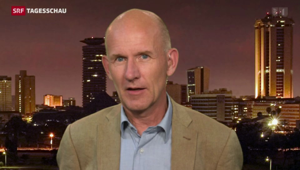 SRF-Korrespondent Patrik Wülser zur Lage in Burkina Faso