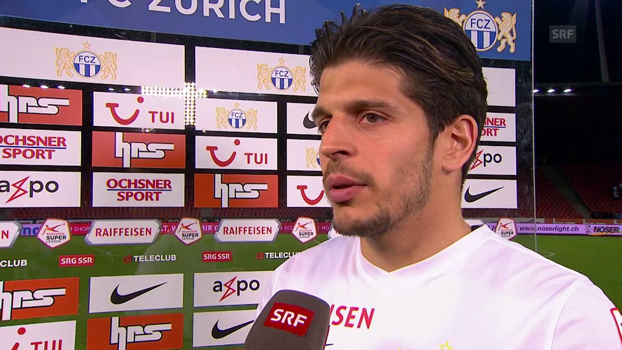 Roberto Rodriguez: «Heute waren wir sehr effizient»