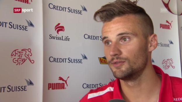 Video «Seferovic will auch bei der Nati hoch hinaus» abspielen