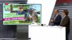 Video ««Wo es weniger Bauern gibt, ist die Zustimmung grösser»» abspielen