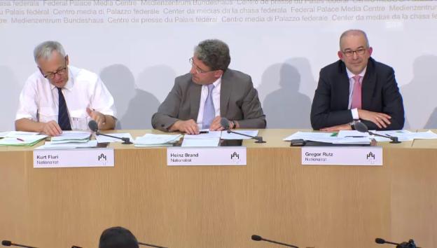 Video «Unterschied zur Bundesratsvorlage» abspielen