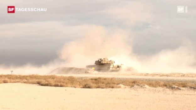 Video «USA nur offiziell aus Irak abgezogen» abspielen