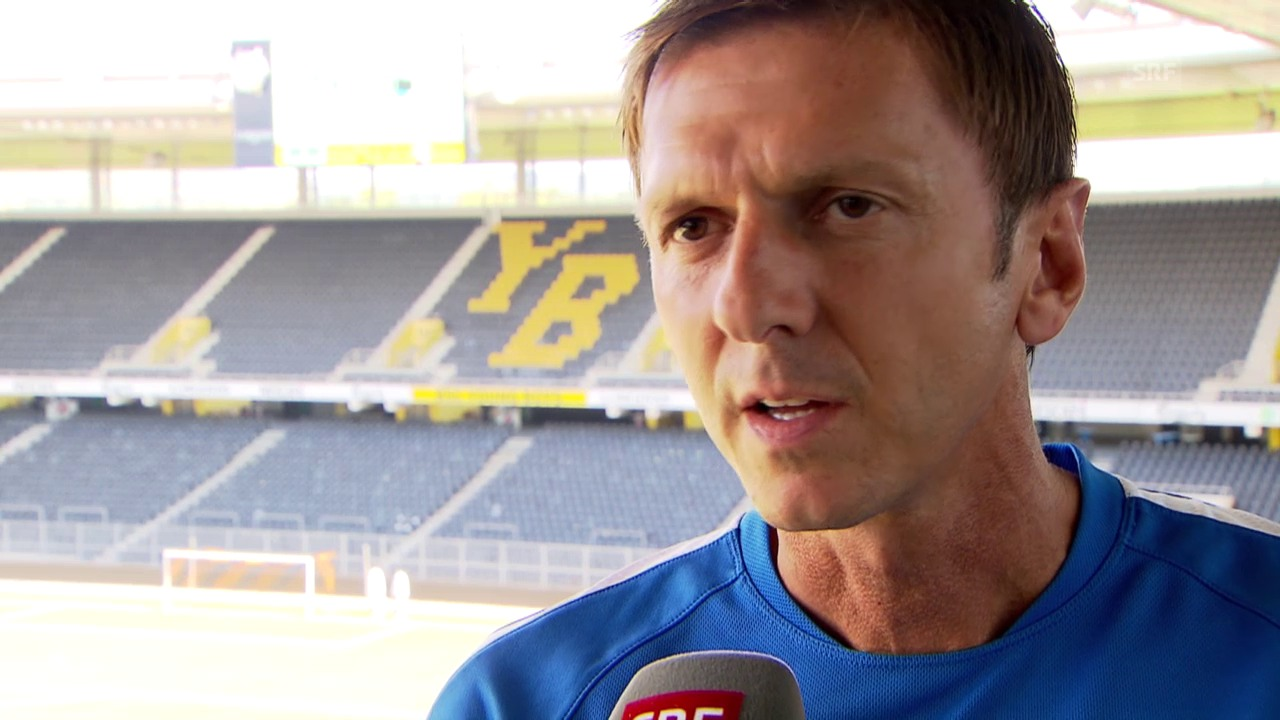 Fussball: Interview mit Harald Gämperle