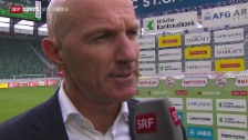 Video «Fussball: Carlos Bernegger im Interview» abspielen
