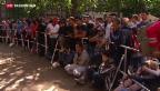 Video «Dublin-Abkommen auf dem Prüfstand» abspielen