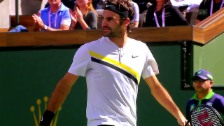 Link öffnet eine Lightbox. Video Ballwechsel, Unterlage, Gegner: Günthard analysiert Federers Niederlage abspielen