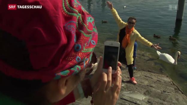 Video «Schweizer Hoteliers trotzen dem harten Franken» abspielen
