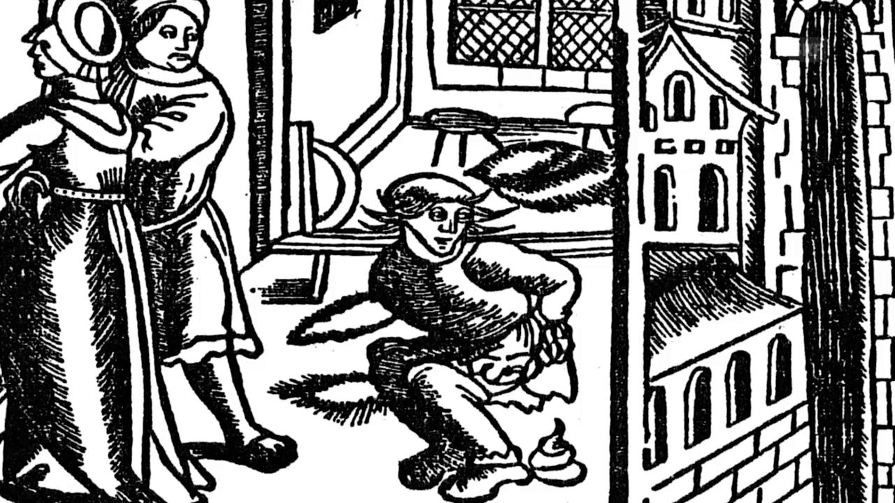 Stinkender Alltag im Mittelalter
