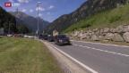 Video «Schöllenenstrasse wieder offen» abspielen