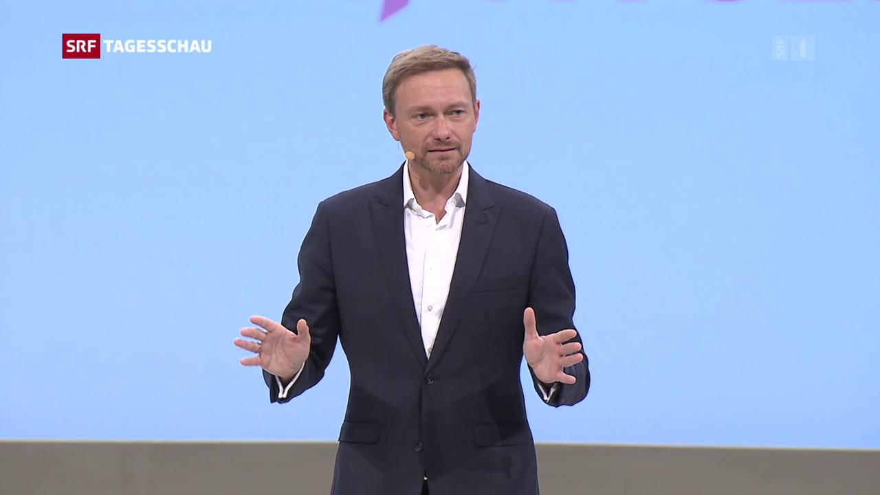 Christian Lindner profiliert seine Partei