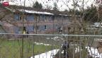 Video «Polizei stürmt Asylzentrum – 3 Verletzte» abspielen
