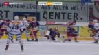Video «Eishockey: Kloten - Lugano» abspielen