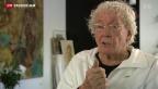 Video «Hans Erni ist tot» abspielen