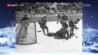 Video «Eishockey- Geschichte: Ausrüstung damals und heute» abspielen
