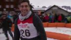 Video «Schneereifrennen in den Flumserbergen» abspielen
