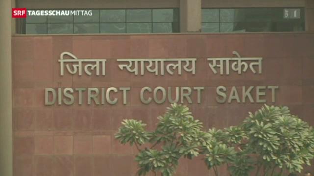 Indien: Prozess gegen die mutmasslichen Vergewaltiger