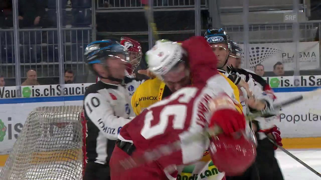 Lausanne holt gegen Biel nur einen Punkt