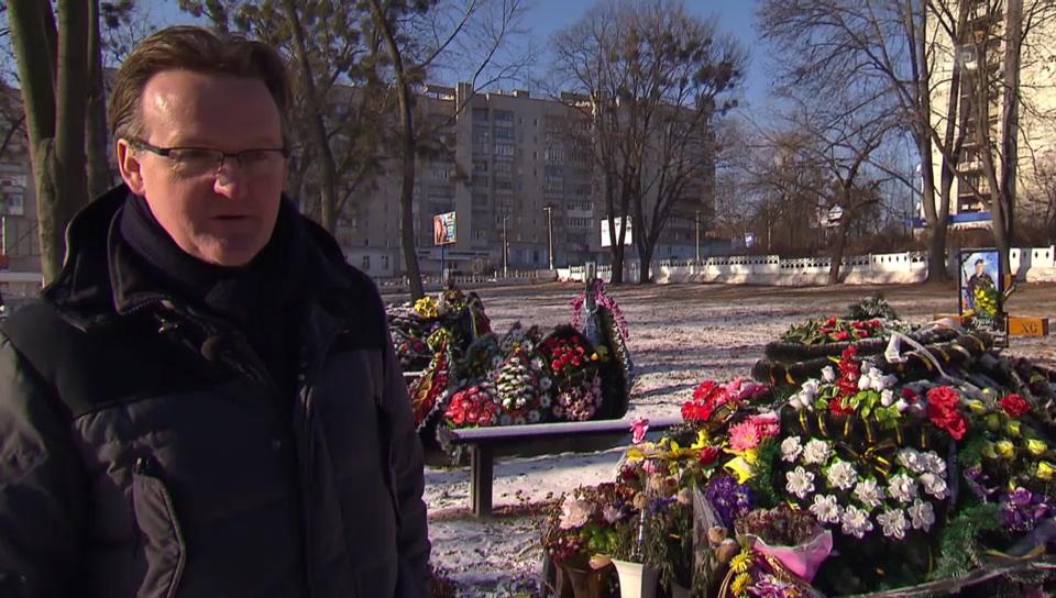 Christoph Franzen: Turbulentes Jahr in der Ukraine