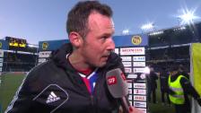 Video «Fussball: Super League, YB - Basel, Interview mit Marco Streller» abspielen