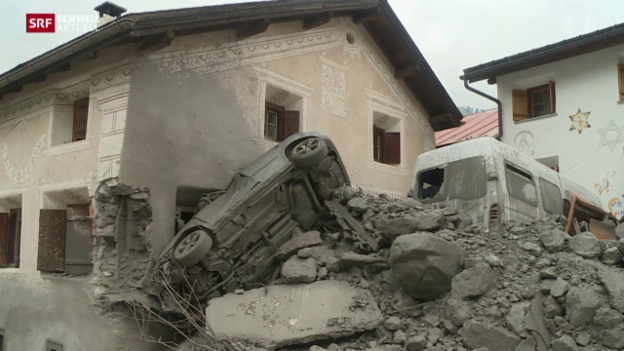 Video «Schweiz aktuell vom 23.07.2015» abspielen