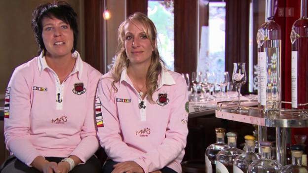 Video «Jobtausch 3. Staffel: Kellnerinnen - USA (2/6)» abspielen