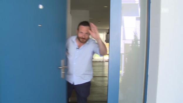 Video ««glüted & gfröged» – Folge 1: Claudio Zuccolini» abspielen