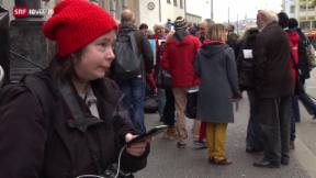 Video «FOKUS: Ungekrönte Schweizer Twitter-Queen» abspielen
