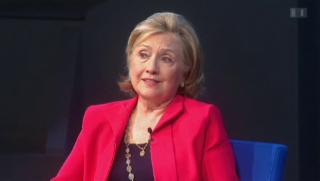 Video «Hillary Clinton setzt im US-Wahlkampf auf Instagram» abspielen