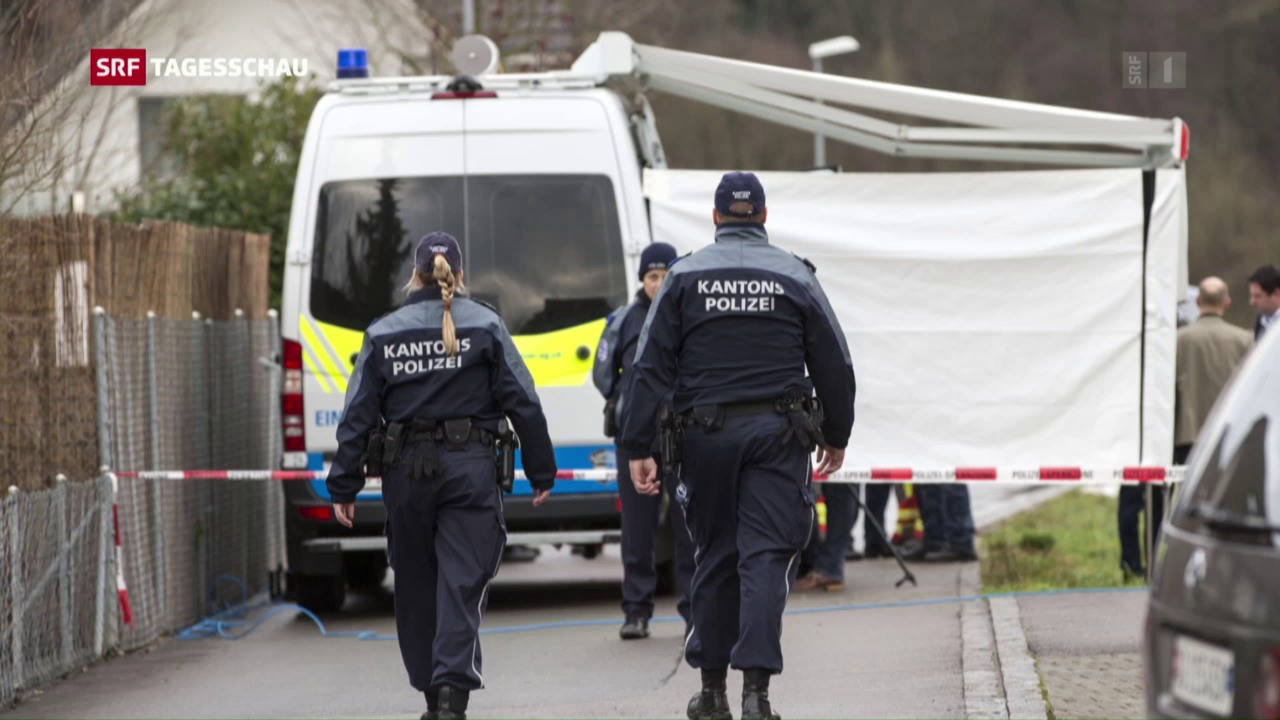 Ermittlungserfolg in Rupperswil
