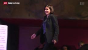 Video «Wahlkampf in Paris» abspielen