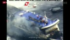 Video «Fährunglück in der Adria fordert mindestens acht Tote» abspielen