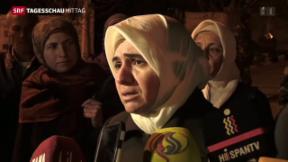 Video «Medizinischer Notstand in Madaja» abspielen
