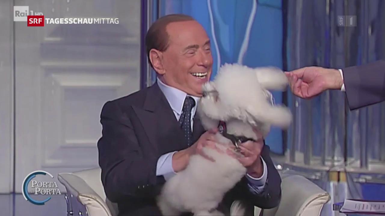 Rückenwind für Berlusconi