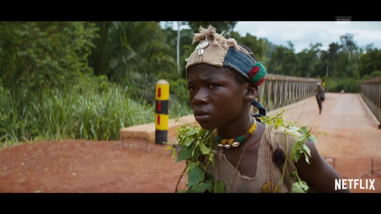 Trailer zu «Beasts of No Nation»