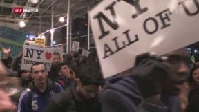 Video «Wie der Wahlkampf die USA veränderte» abspielen