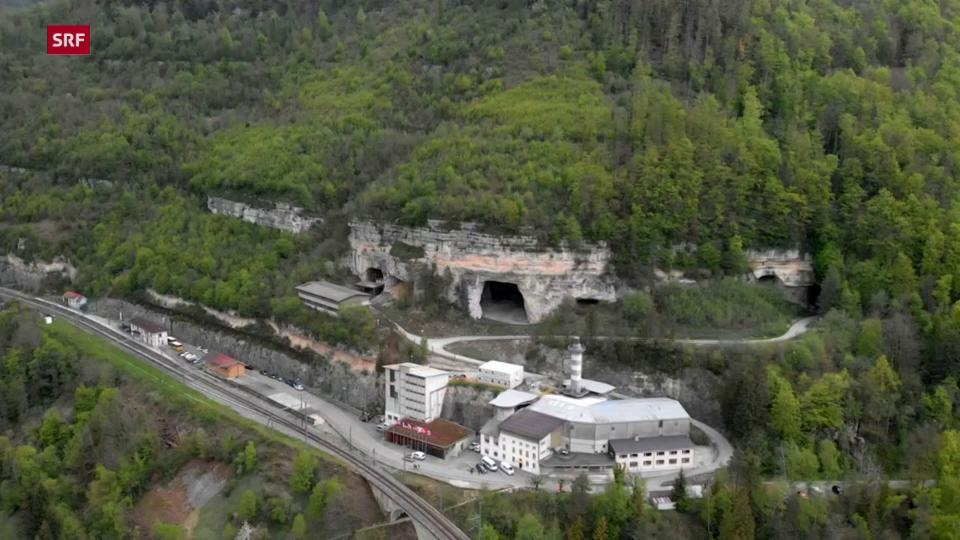 Ist ein CO2-Endlager auch im Schweizer Untergrund möglich?