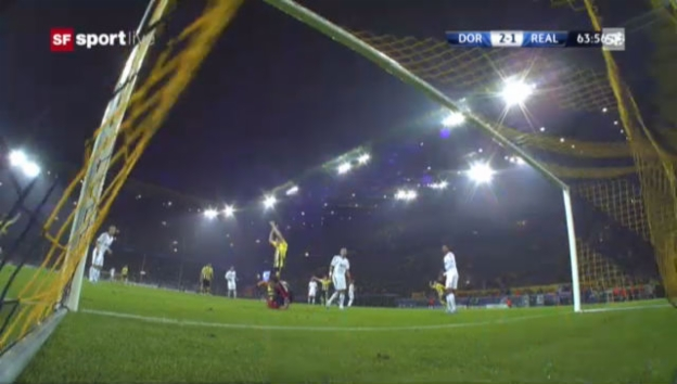 Video «CL: Dortmund - Real Madrid («sportlive»)» abspielen