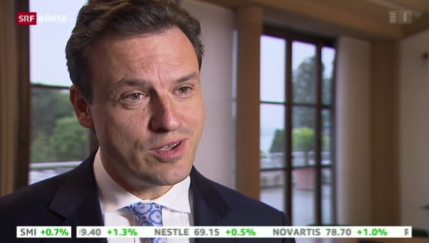 Video «SRF Börse vom 13.08.2014» abspielen