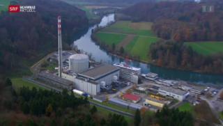 Video ««Volkstermine» in Mühleberg über Stilllegung des AKW» abspielen