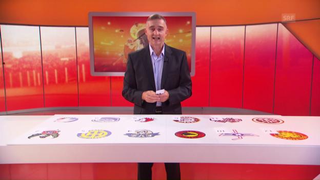 Video «Hockey-Experte Weber prognostiziert die NLA-Tabelle» abspielen