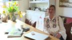 Video «Die ehemalige TV-Ansagerin Susan Lutz moderiert «G&G»» abspielen
