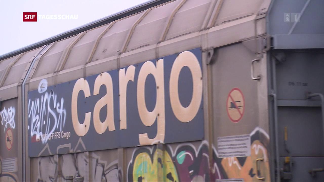 SBB Cargo will rund 800 Stellen abbauen